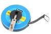 BERENT 10M Long Fibre Tape Measure, Metric & Imperial Combo Buyers Note - D