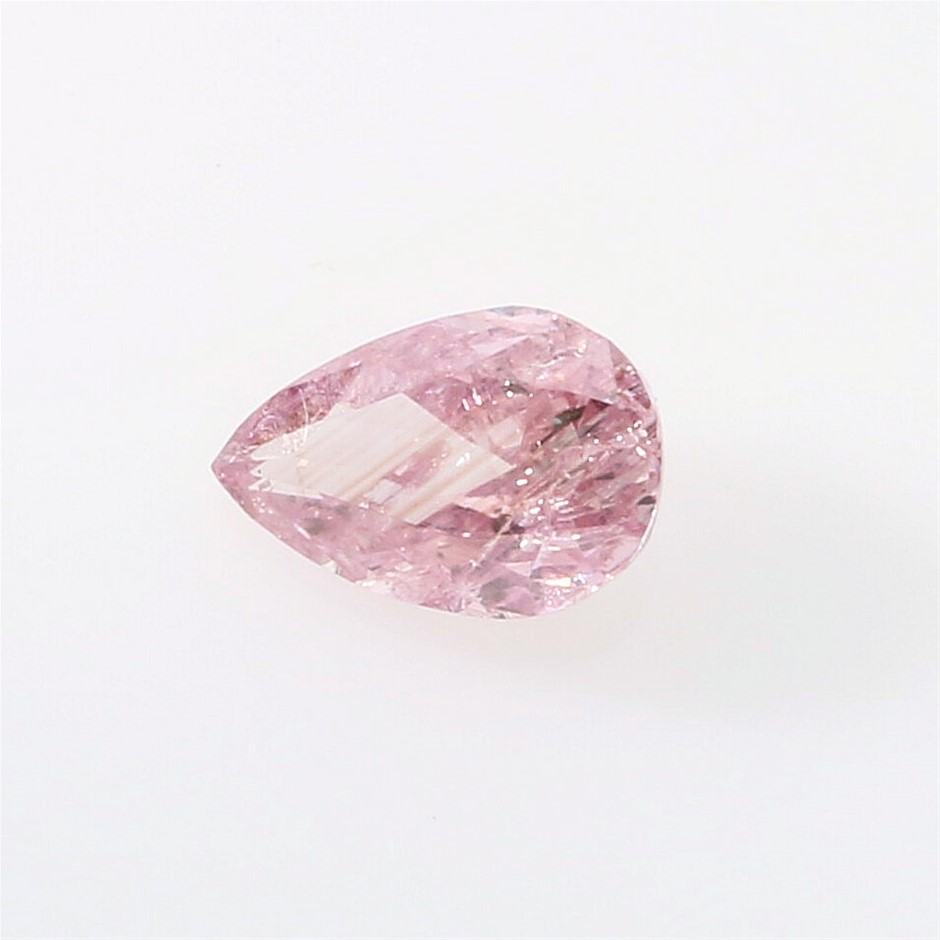 One Loose Diamond, 0.12ct in Total