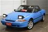 1992 Ford Capri Barchetta SC Manual Convertible