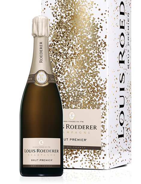 Roederer Vintage Brut Graphic Gift Box 2013 (6x 750mL), Champagne