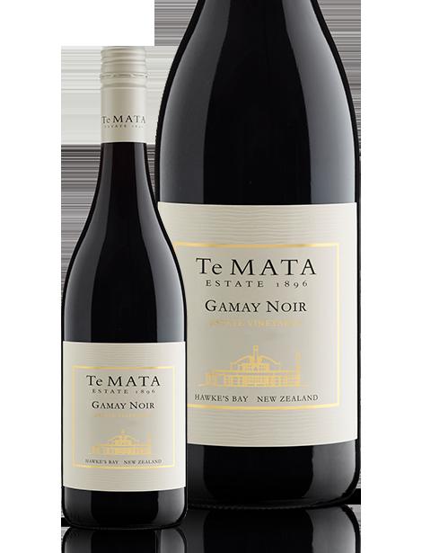 Te Mata Estate Vineyards Gamay Noir 2020 (6x 750mL), Hawke's Bay
