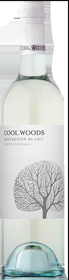 Cool Woods Sauvignon Blanc 2020 (12x 750mL), SA