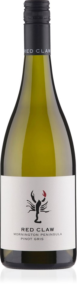 Red Claw Pinot Gris 2018 (6x 750mL)