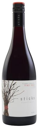 Sticks Pinot Noir 2019 (6x 750mL), Yarra Valley, VIC
