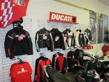 Ducati Hypermotard Textile Motorcycle Jacket ORP750 Auction
