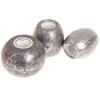 20pc Ball Shaped Fishing Sinkers, Sizes 20, 30, 40, 50, 60 grams. Buyers No