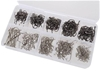 Pack of 448 Assorted Fishing Hooks. Buyers Note - Discount Freight Rates Ap