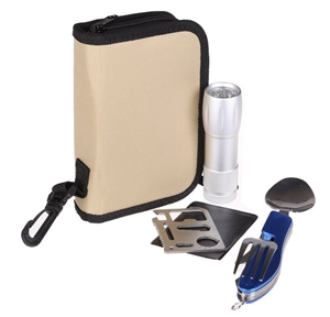 2 x Small Camping Kits with Spoon & Fork
