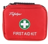 TRAFALGAR 126pc Family First Aid Kit in Nylon Zip Carry Bag. Buyers Note -