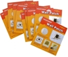 10 x Wall Ceiling Repair Patches 100mm x 100mm. Buyers Note - Discount Frei