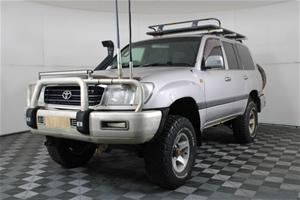 2002 Toyota Landcruiser GXL (4x4) HZJ105