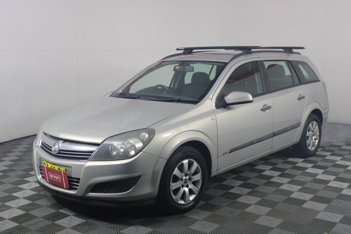 2009 Holden Astra CD AH Automatic Wagon