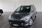Unreserved 2006 Peugeot 307 XSE HDi 2.0 Touring T/D Auto Wgn
