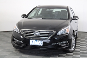 2017 Hyundai Sonata Active LF Automatic