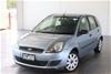 2006 Ford Fiesta LX WQ Automatic Hatchback
