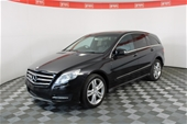 2012 Mercedes R350 Automatic 7 Seat Wagon