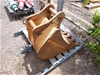 Bucket Attachment for Backhoe