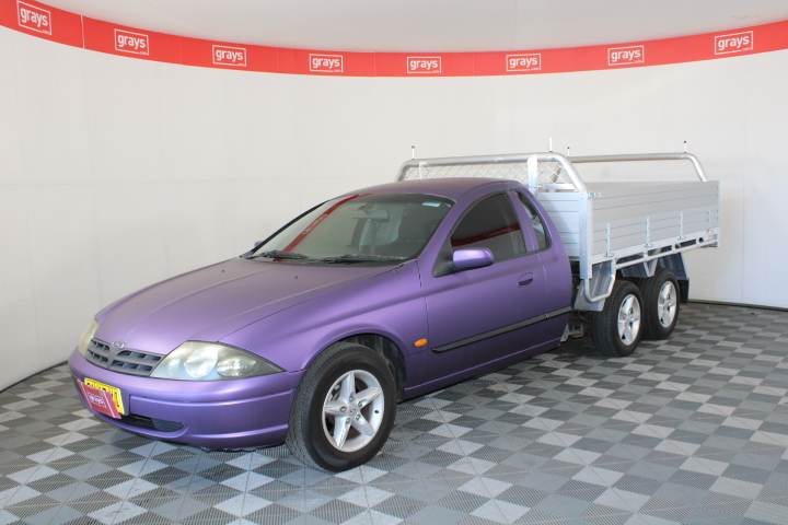 2000 Ford Falcon XL AUII Automatic Cab Chassis TIPPER