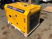 Unused Portable Generators - Townsville