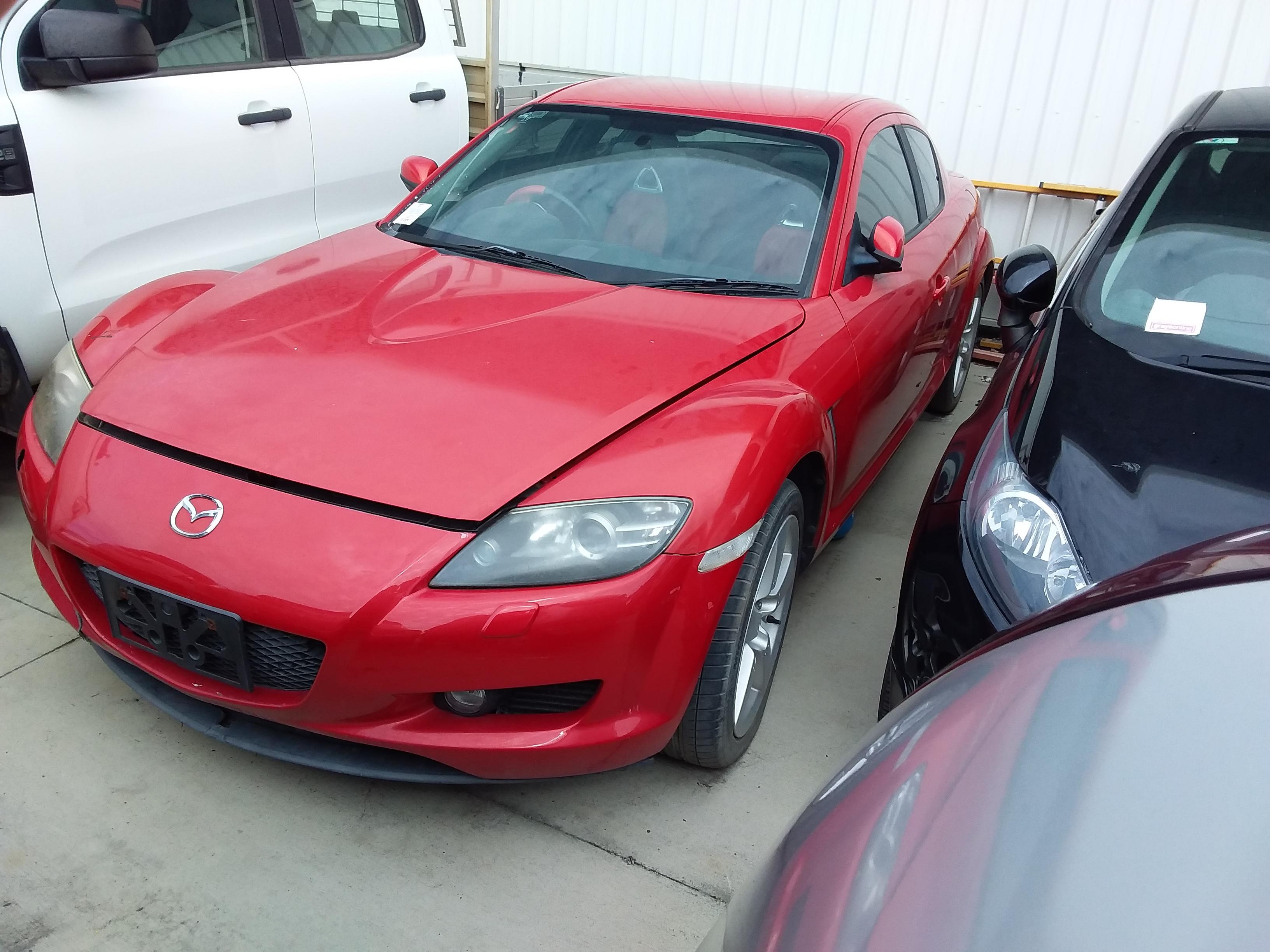 2003 Mazda RX-8 Automatic Coupe