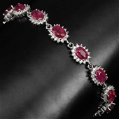 Beautiful Genuine Gemstone Jewellery Sapphire, Rubies & More