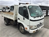 <p>2009 Hino 615 4 x 2 Tipper Truck</p>