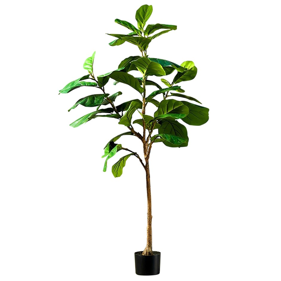 SOGA 155cm Artificial Qin Yerong Tree Fake Plant Simulation Décor
