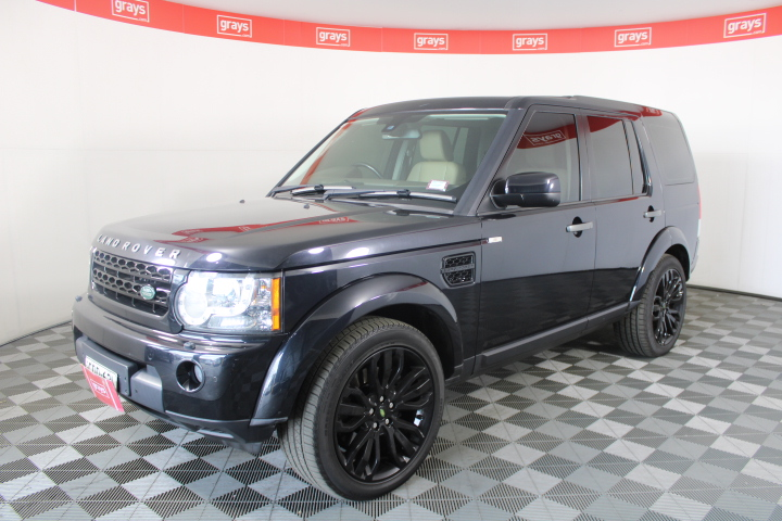 2011 Land Rover Discovery 4 3.0 SDV6 HSE Series 4 T/D Auto 7 Seats Wagon