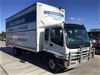 <p>2002 Isuzu FRR550 4 x 2 Pantech Truck</p>