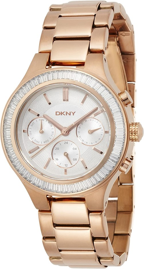 Just gorgeous new DKNY designer ladies watch.