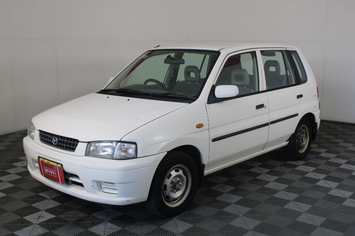 1999 Mazda 121 Metro DW Manual Hatchback