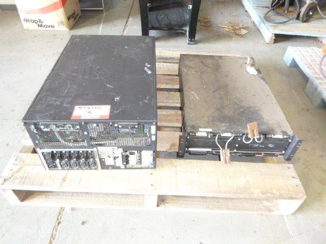 10 KVA Inverter and Battery Pack
