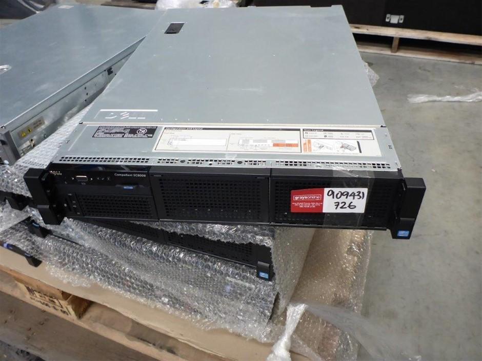 DELL (COMPELLENT SC8000) SERVER