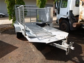 2017 Muscle Trailers B196T Tandem Plant Trailer - NT