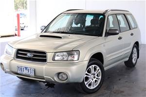 2005 Subaru Forester XT Automatic Wagon