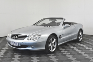 2003 Mercedes Benz SL500 R230 Automatic