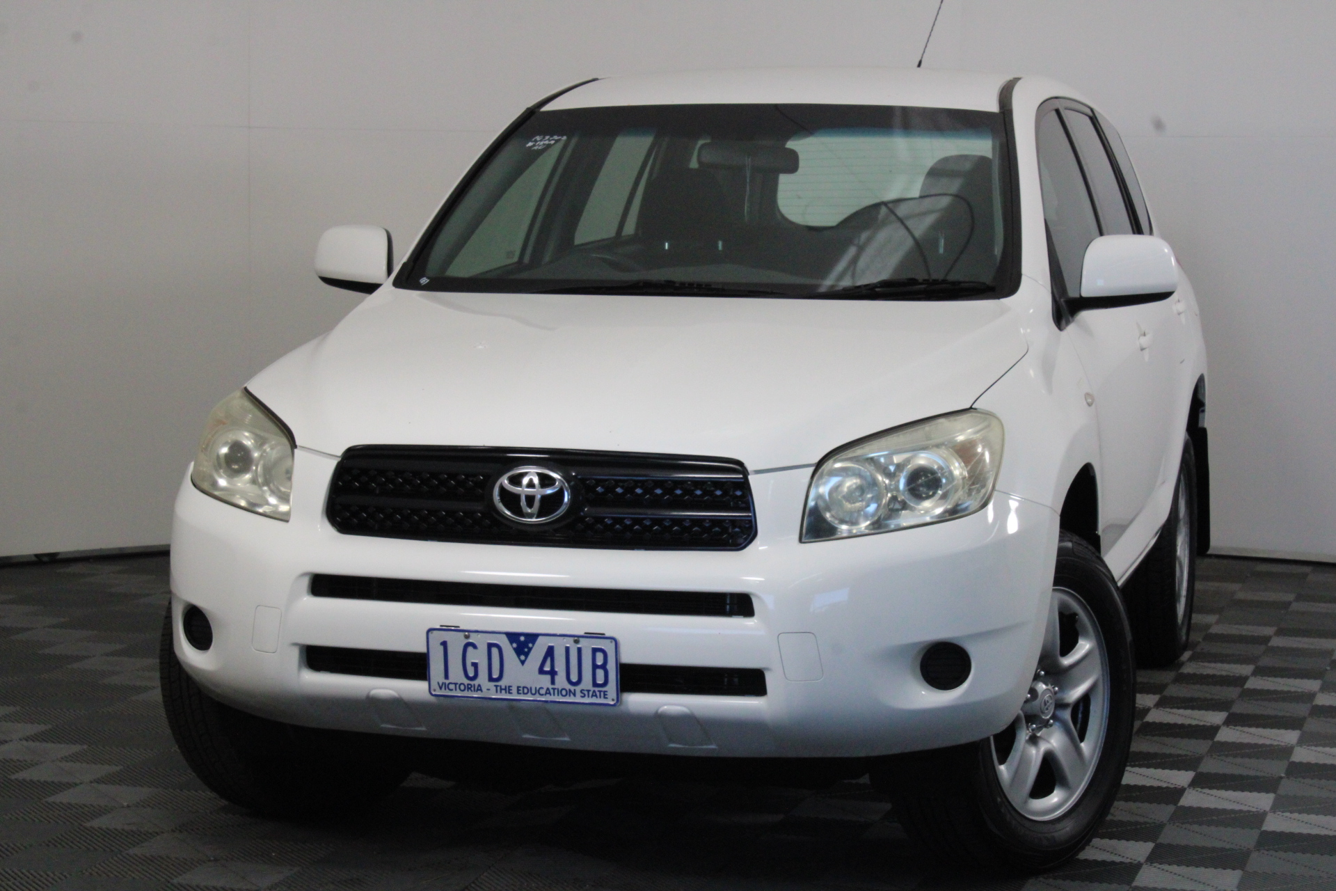2006 Toyota Rav 4 CV (4x4) Automatic Wagon