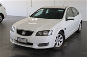 Unreserved 2012 Holden Commodore Omega VE II
