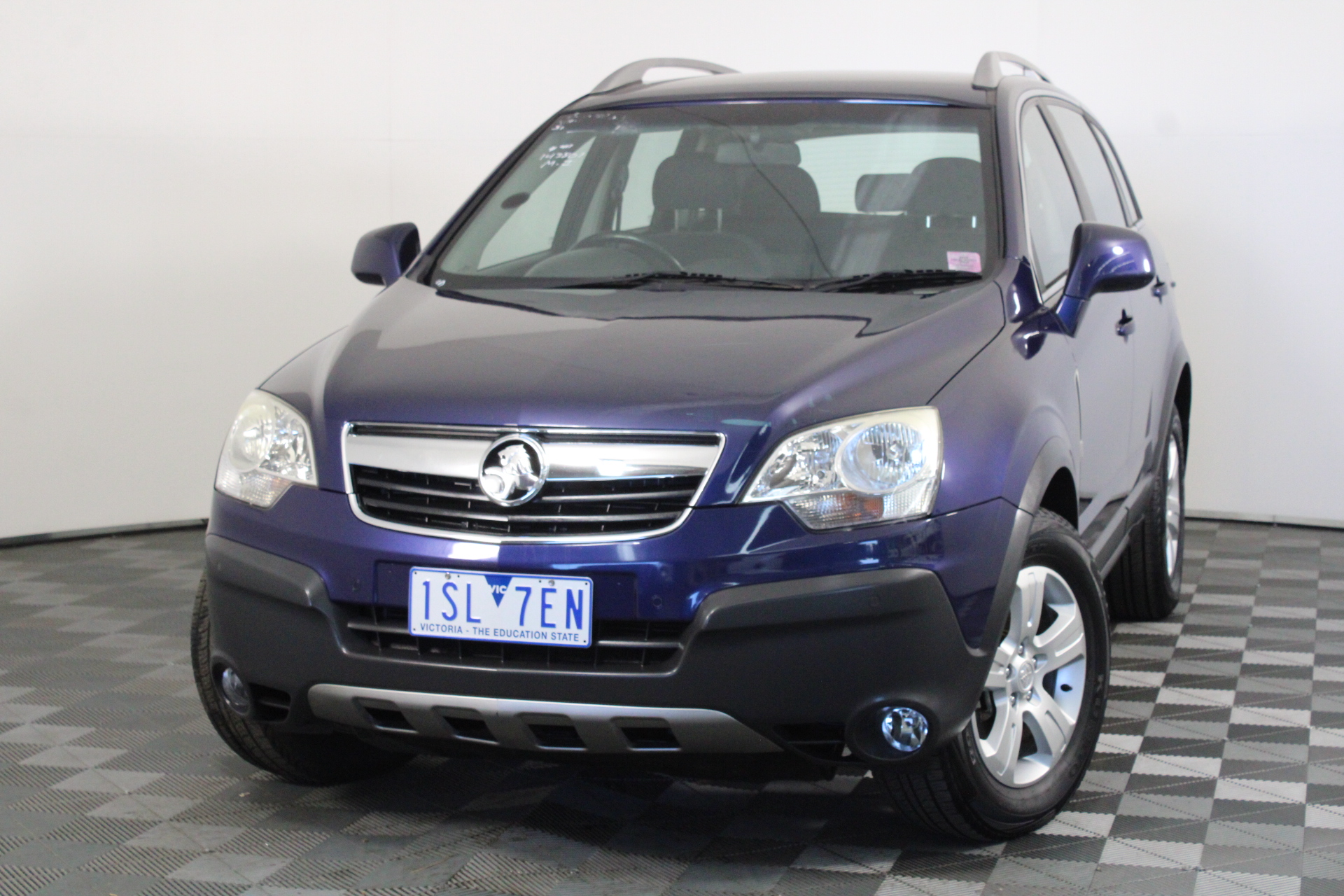 2010 Holden Captiva 5 (FWD) CG Manual Wagon