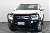 2017 Ford EVEREST TREND 4WD UA Turbo Diesel Automatic 7 Seats Wagon