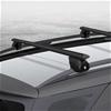Universal Car Roof Rack Aluminium Cross Bars Adjustable 135cm