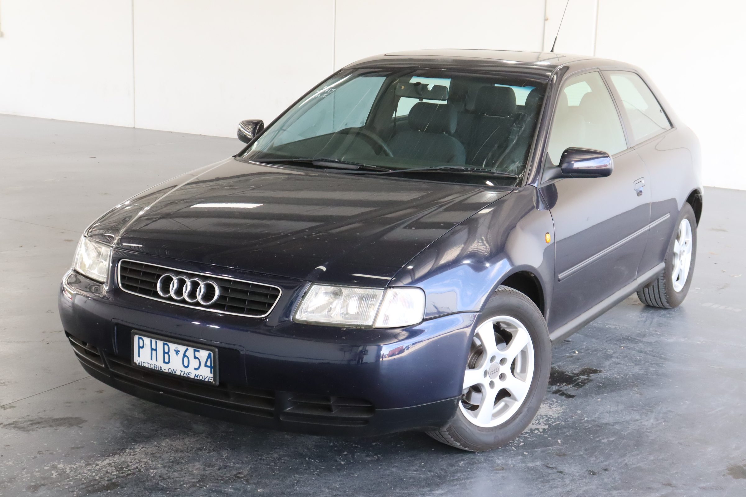 1998 Audi A3 1.8 8L Manual Hatchback