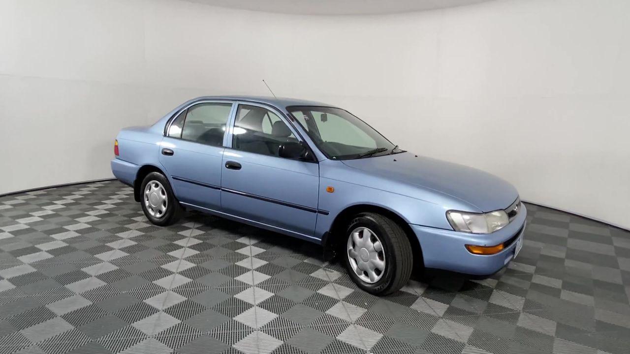 1998 Toyota Corolla Conquest AE102 Automatic Sedan