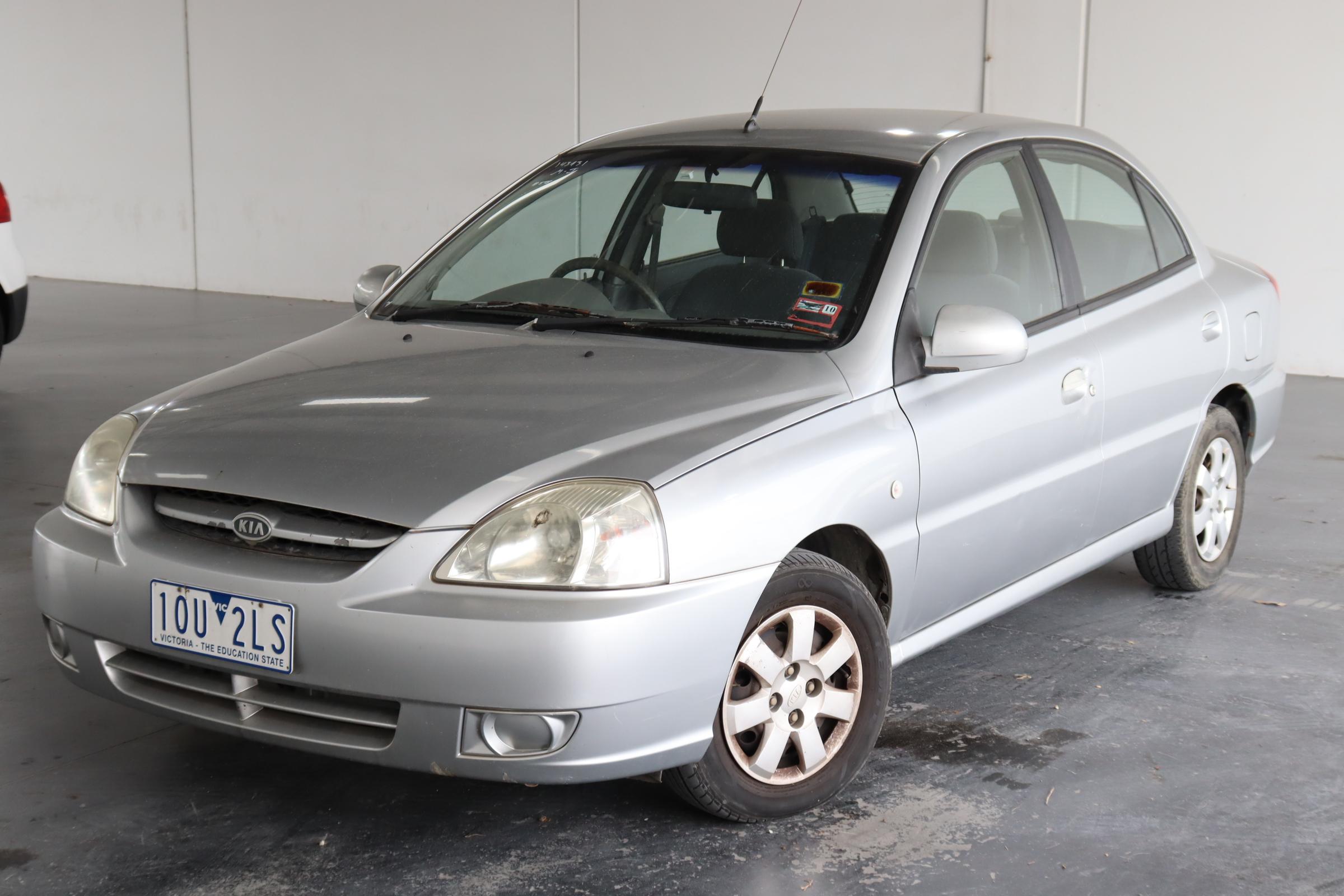 2003 Kia Rio BC Automatic Sedan (WOVR Inspected)