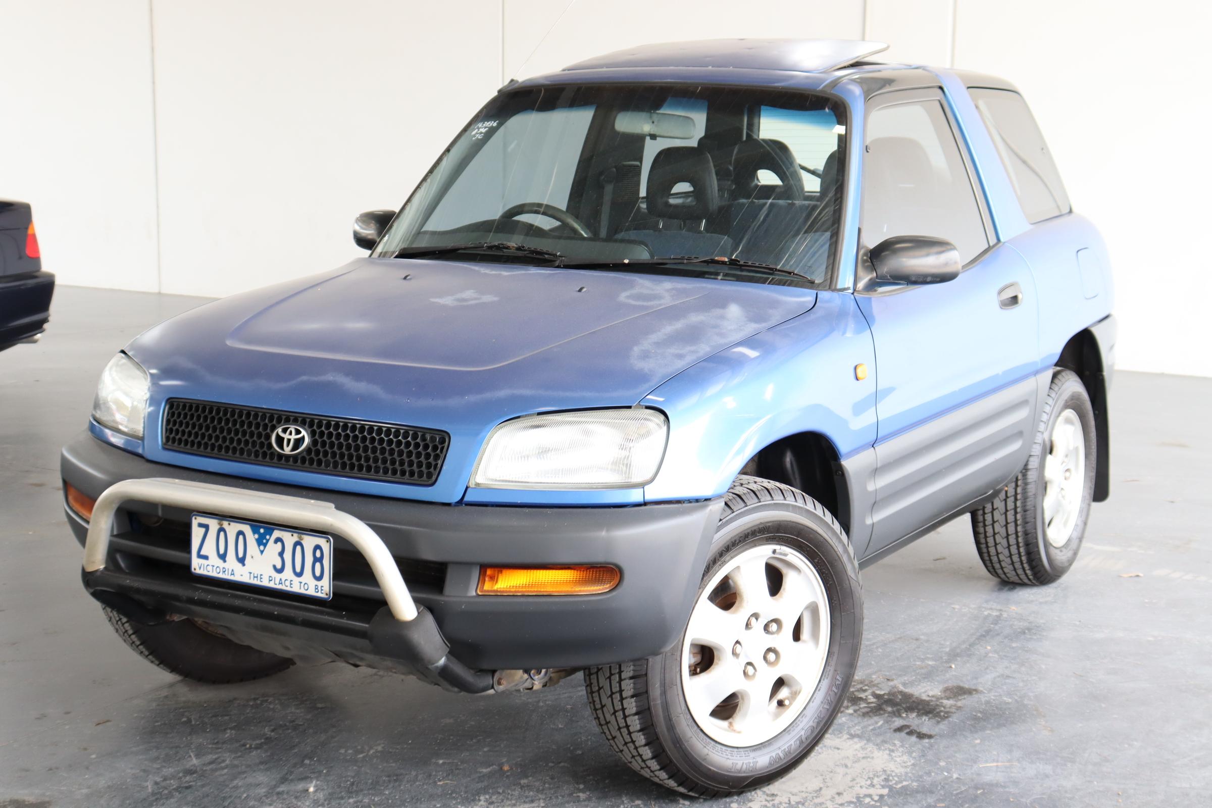 1994 Toyota Rav 4 SXA10R Automatic Wagon