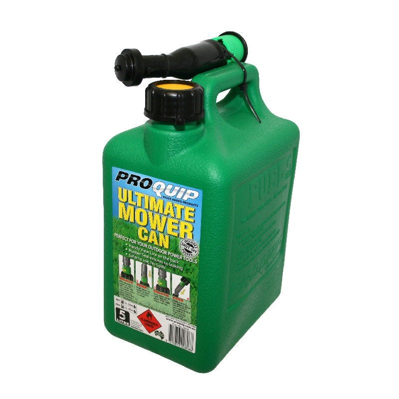 PROQUIP Ultimate Mower Can, 5L. (SN:CC68289) (278257-382)