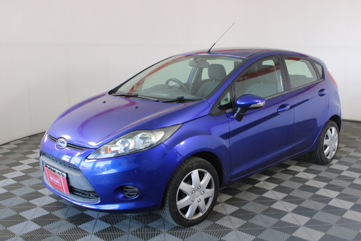 2012 Ford Fiesta CL WT Automatic Hatchback