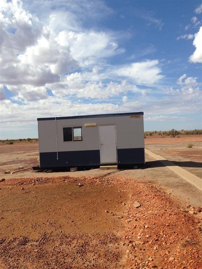 Australian Portable Buildings 6.0m x 3.0m