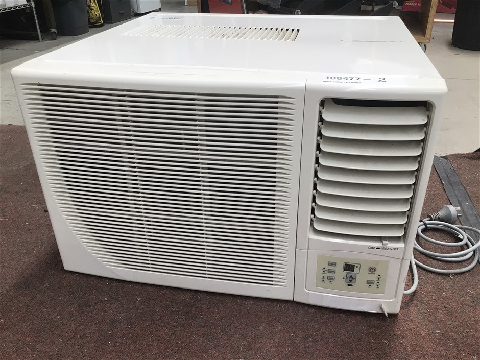 Heller ACM25WRC Window Reverse Cycle Air Conditioner