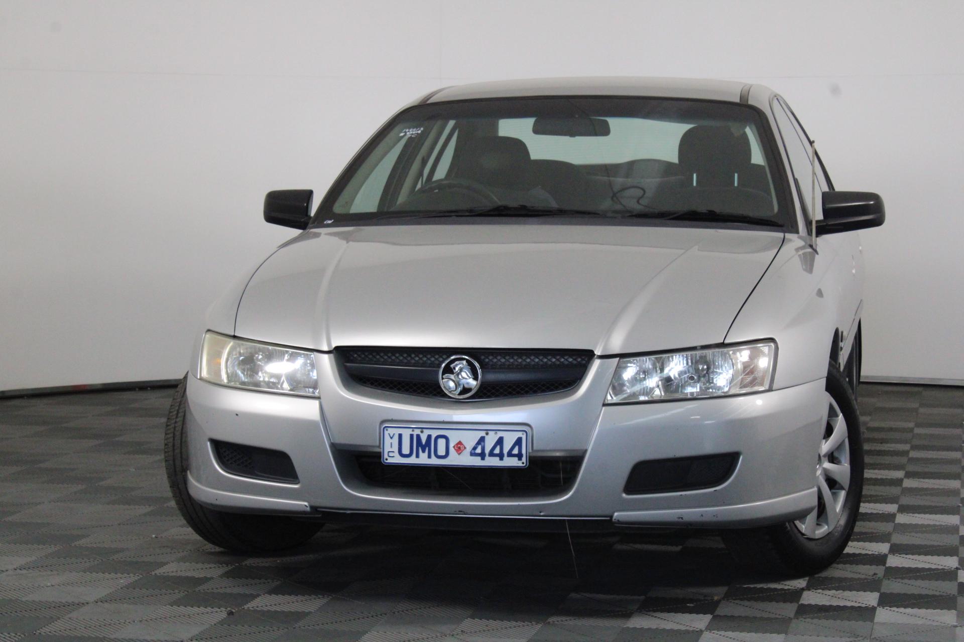 2004 Holden Commodore Executive VZ Automatic Sedan